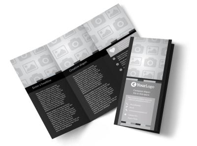 Generic Tri-Fold Brochure Template 9078