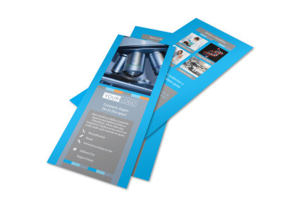 Medical Device Flyer Template 2