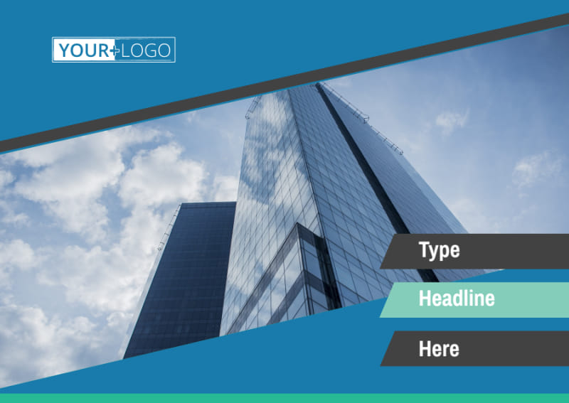 Commercial Real Estate Agents Postcard Template Preview 2