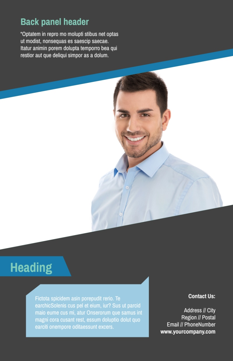 Commercial Real Estate Agents Flyer Template Preview 3