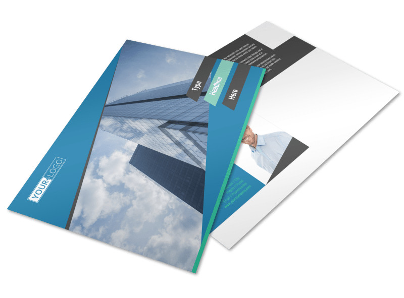 Commercial Real Estate Agents Postcard Template Preview 4
