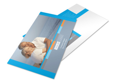 Life Insurance Postcard Template 2 preview