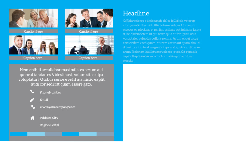 Life Insurance Postcard Template Preview 3