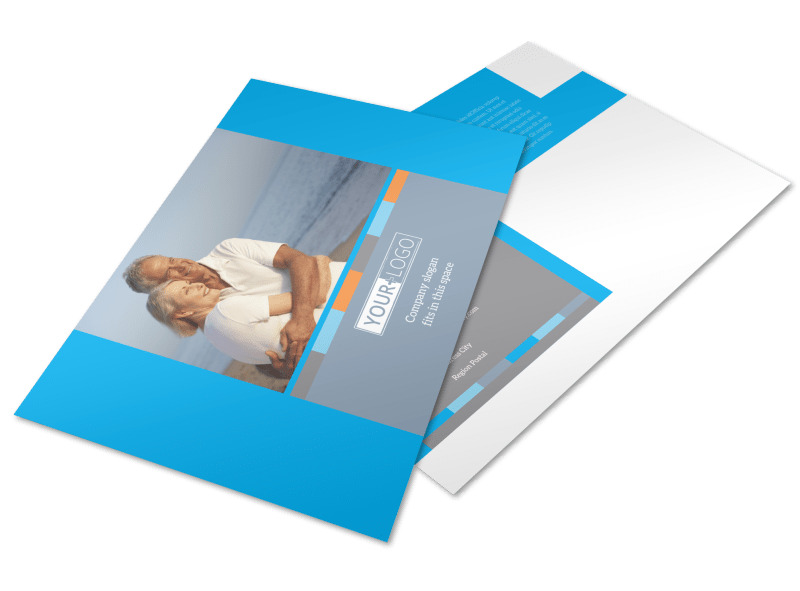 Life Insurance Postcard Template Preview 1