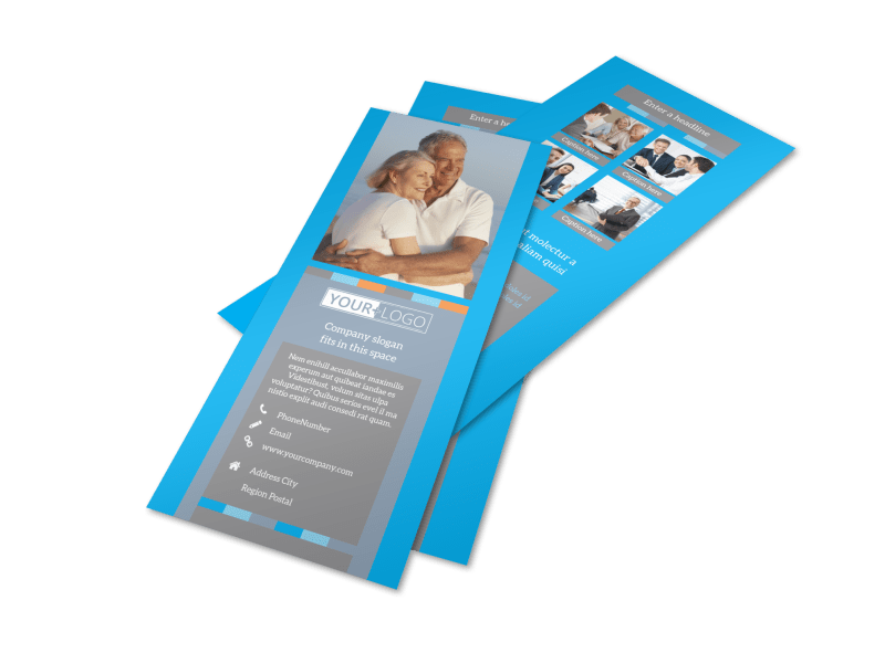 Life Insurance Flyer Template Preview 1