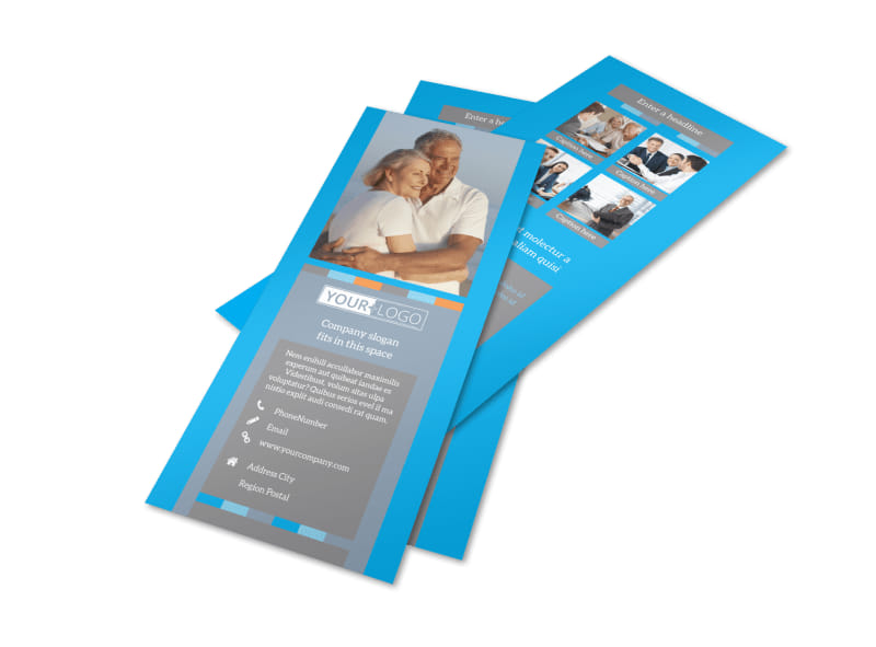 Life Insurance Flyer Template 2