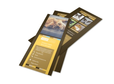 Animal Shelter & Pet Adoption Flyer Template 2 preview