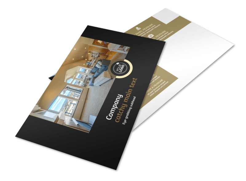 Carpet Cleaning Service Postcard Template