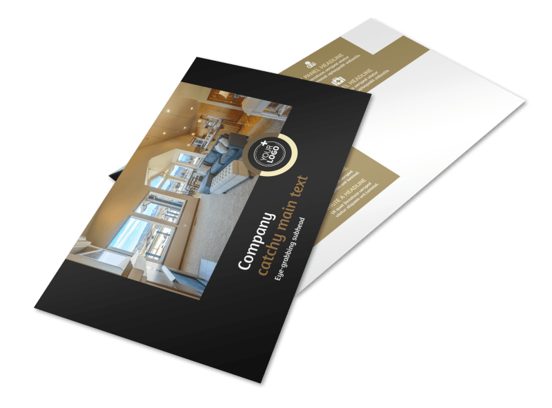 Carpet Cleaning Service Postcard Template Preview 1