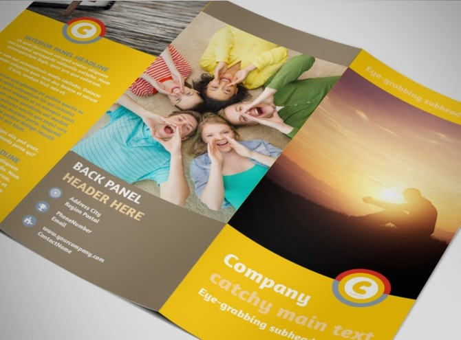 how to make a great church brochure