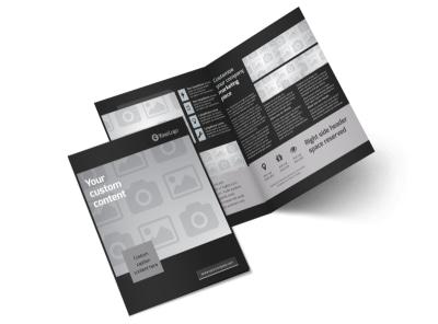 Generic Bi-Fold Brochure Template 9279