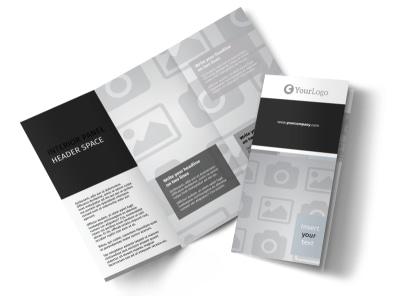 Generic Tri-Fold Brochure Template 9294