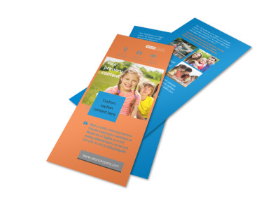 Babysitting Flyer Template 2