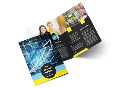 Investment Advisor Brochure Template 2 preview