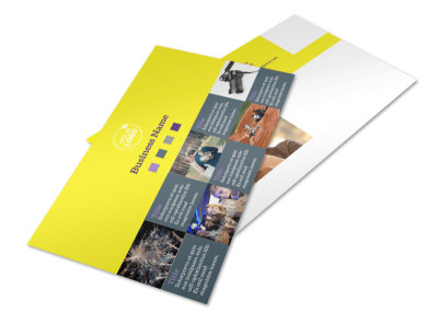 Event Photography Postcard Template 2