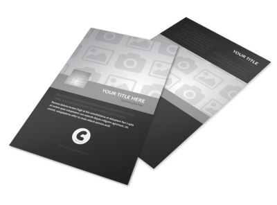 Generic Flyer Template 9506 preview