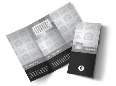 Generic Tri-Fold Brochure Template 9510