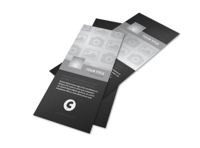 Generic Flyer Template 9511 preview