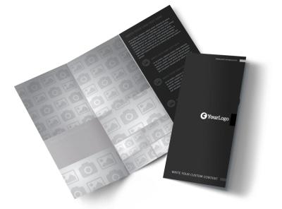 Generic Tri-Fold Brochure Template 9519