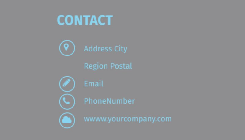 General Photography Business Card Template Preview 3