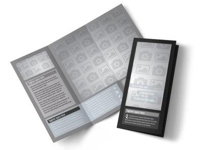 Generic Tri-Fold Brochure Template 9528