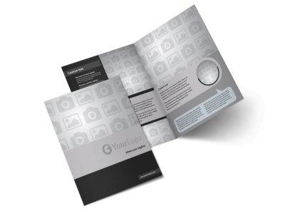 Generic Bi-Fold Brochure Template 9531