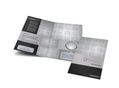Generic Bi-Fold Brochure Template 9535