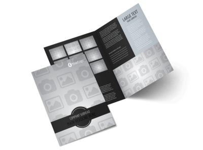 Generic Bi-Fold Brochure Template 9540