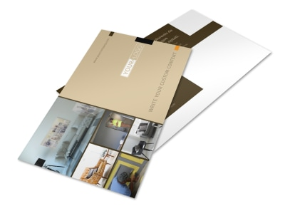 Painter & Painting Contractor Postcard Template 2 preview