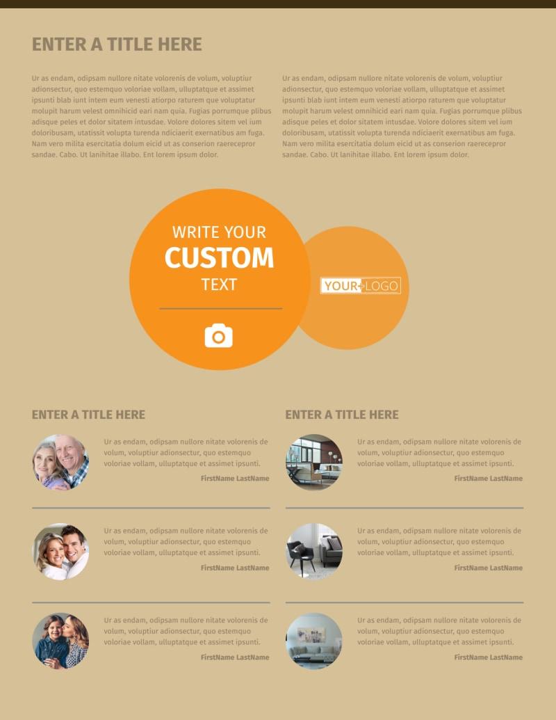 Painters & Decorators Flyer Template Preview 2