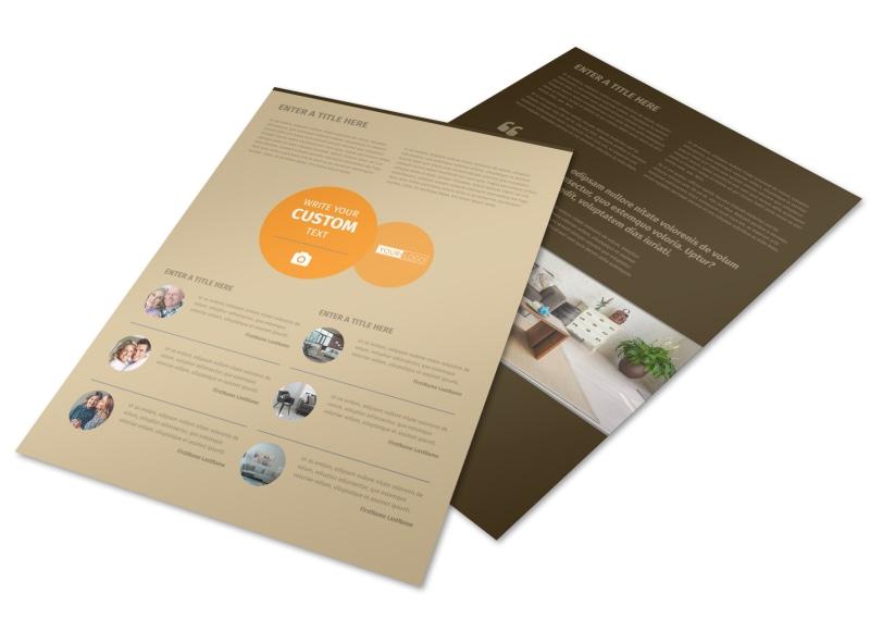 Painters & Decorators Flyer Template Preview 4