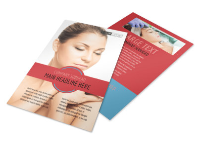 Dermatologists Flyer Template 3