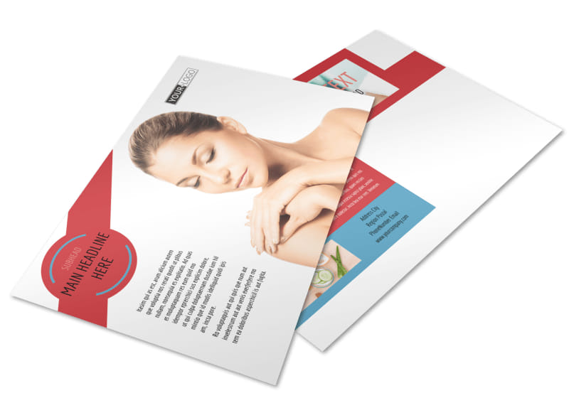 Dermatologists Postcard Template Preview 4