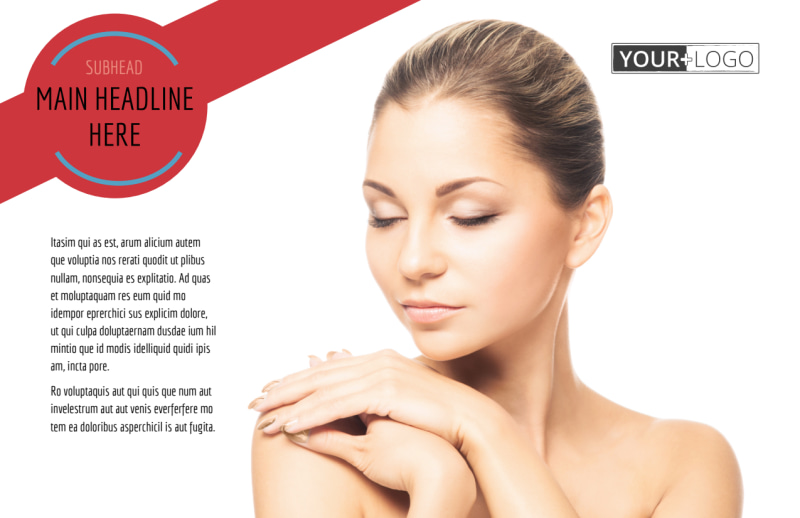 Dermatologists Postcard Template Preview 2