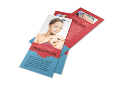 Dermatologists Flyer Template 2