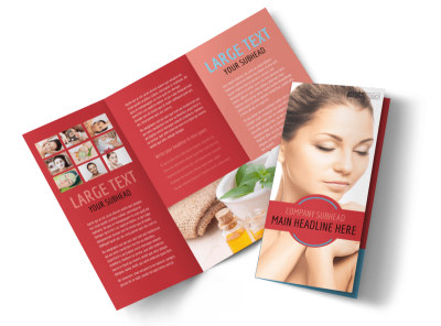Dermatologists Tri-Fold Brochure Template