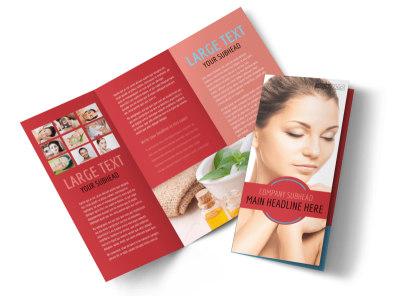 Dermatologists Tri-Fold Brochure Template