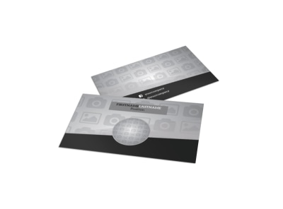 Generic Business Card Template 9823 preview