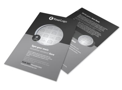 Generic Flyer Template 9826 preview