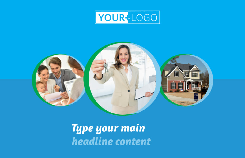 Real Estate Agent Postcard Template Preview 2