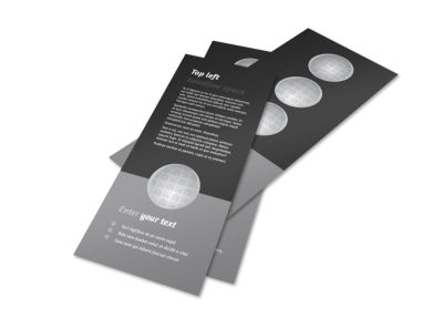 Generic Flyer Template 9831 preview