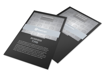 Generic Flyer Template 9835 preview