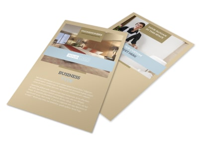 Hotels Flyer Template 3