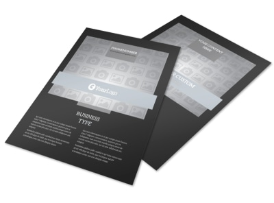 Generic Flyer Template 9838 preview