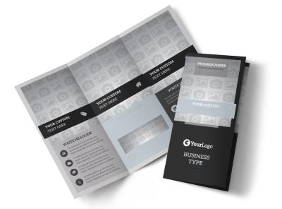 Generic Tri-Fold Brochure Template 9839