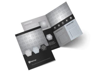 Generic Bi-Fold Brochure Template 9842 preview