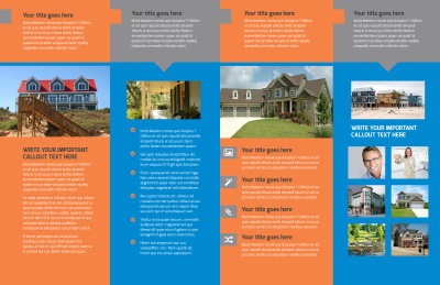 Property Management Brochure Template Preview 2