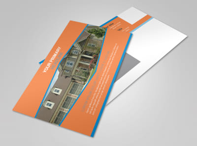 Property Management Postcard Template 2 preview