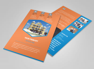 Property Management Flyer Template 3 preview
