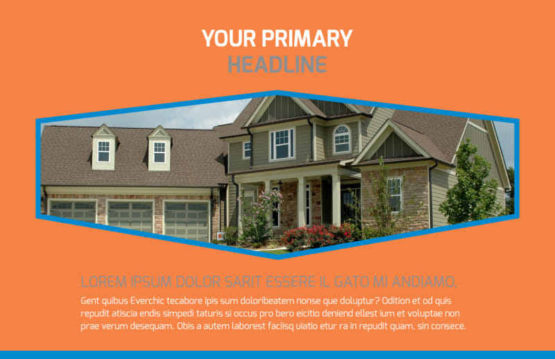 Property Management Postcard Template Preview 2